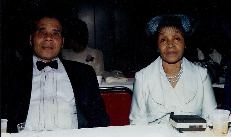 Mama Zee and Papa Frankie