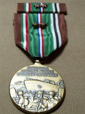 Papa Frankie Medal - 1