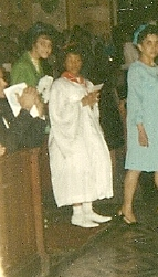Confirmation Ceremony (I believe)