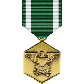 Navy commendation